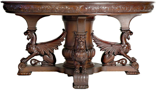 antique-furniture-dining-tables - Gallery Antique Furniture Restoration London